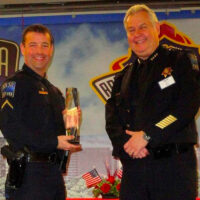 Officer of the Year Award – 2015