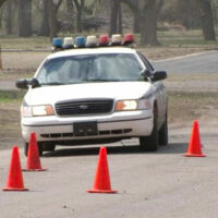 Tulsa City Council Learns TPD Driving Maneuvers