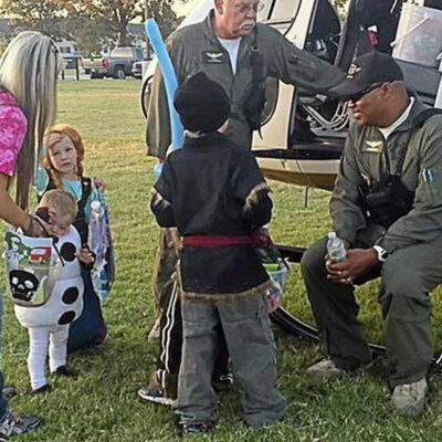 Trick-or-Treat with TPD