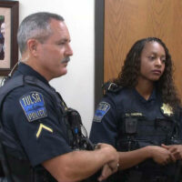 Officers in the Community