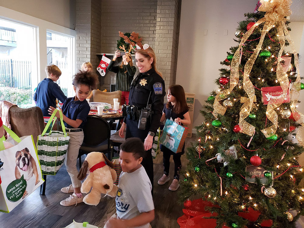 Random Acts of Kindness Christmas Party