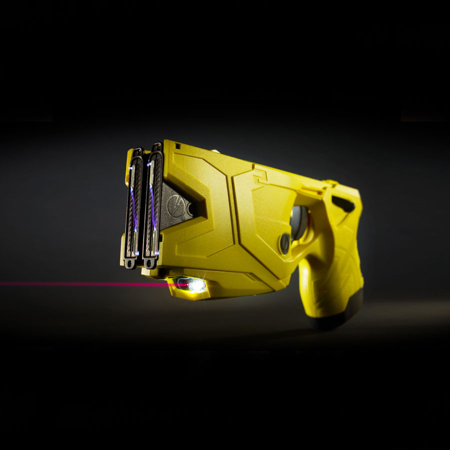 Taser Simulator Training Center