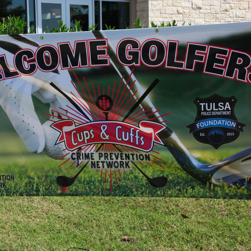 Cups and Cuffs Golf Tournament 2019