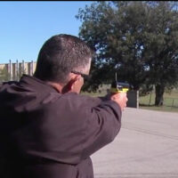 Tulsa police unveil donated PepperBall guns to prevent deadly outcomes in the field