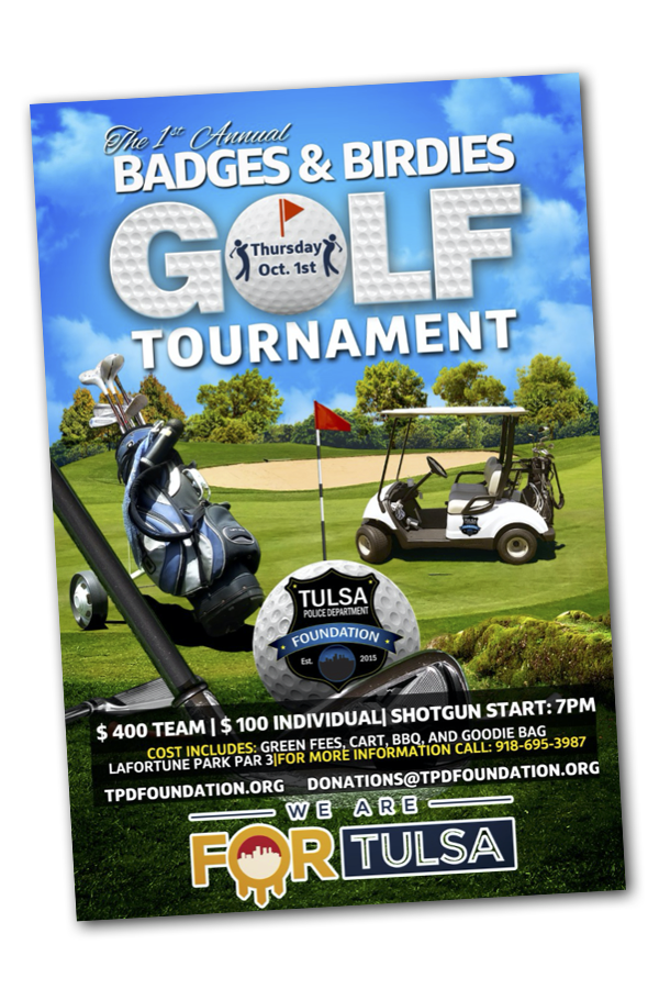 TPD Foundation Badges and Birdies Tournament
