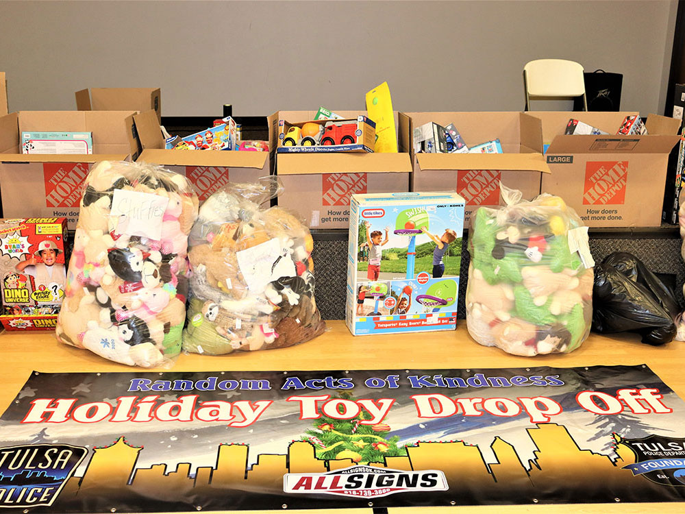 Toys for Random Acts of Kindness